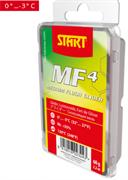 Мазь скольжения START MF4, (-0-3 C), Red, 60 g