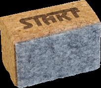 Растирка START Cork natural with fleece (фетровая)