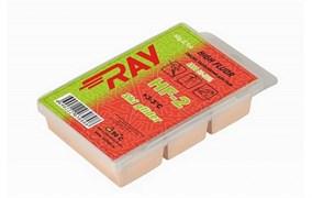 Мазь скольжения RAY High Fluor (+3-3 C), 60 гр