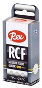 Мазь скольжения REX Racing Fluor Gliders, (-10-25 C), White, 43g