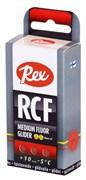 Мазь скольжения REX Racing Fluor Gliders, (+10-5 C), Red, 43g