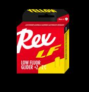 Мазь скольжения REX Rasing LF, (+2-2 C), Yellow, 86g