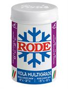Мазь лыжная RODE, (0-2, -3-5 С), Multigrade, 45g