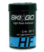 Мазь держания SKIGO HF, (-1-20 C), Blue, 45 g