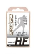 Мазь скольжения SKIGO HF Universal, (+2-20 C), White 45 g