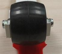 Колесо в сборе VIPSPORT заднее каучук, 70*50 мм №2