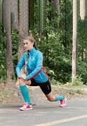 Ветровка NORDSKI Premium Run женская Blue/Red
