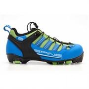 Классические ботинки для лыжероллеров Spine Skiroll Classic 11 (NNN)