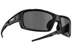 Очки BLIZ Active Tracker Polarized Mat Black (со сменными линзами)
