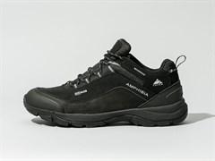 Мужские полуботинки трекинговые EDITEX Amphibia WP Black